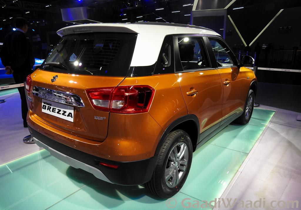 maruti vitara brezza vs renault duster facelift specs comparison latest car. Black Bedroom Furniture Sets. Home Design Ideas
