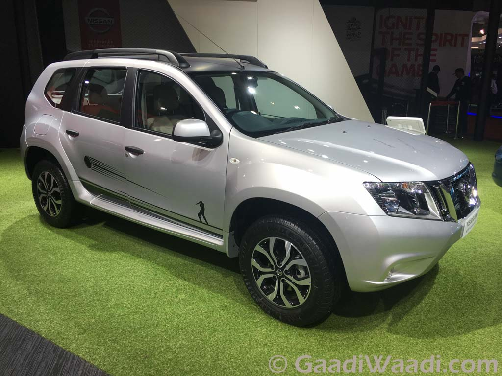 Nissan Terrano And Micra T20 Cricket Edition Unveiled At