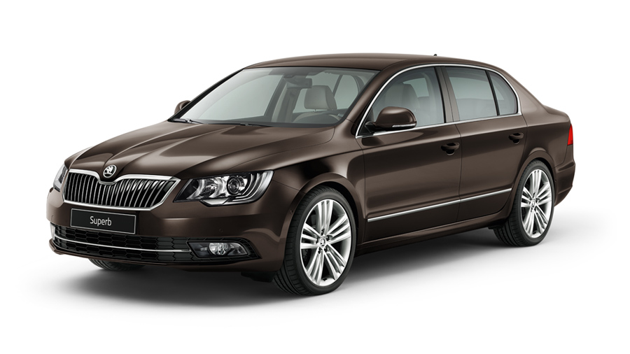 2016 Skoda Superb Diesel Deliveries Begin In India