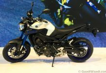 yamaha mt-09 street-fighter