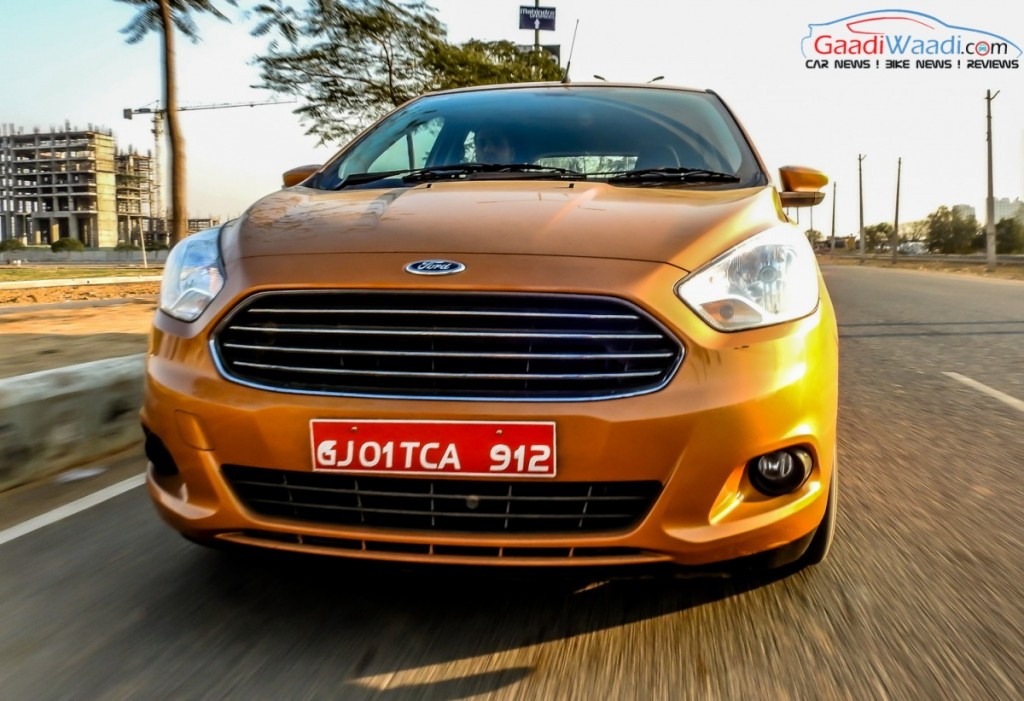 2015 ford figo test drive review side view-2