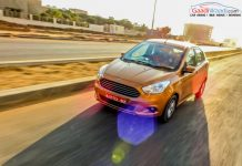 2015 ford figo test drive review side view-3