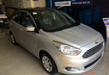 2016 Ford Figo with Roof Wrapped-2