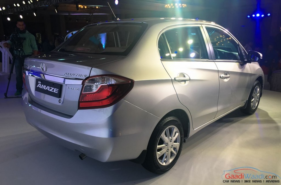 2016 New Honda Amaze facelift Spec Review Price Pics-5