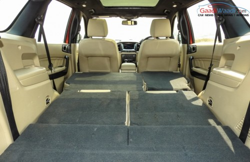 2016 ford endeavour 3.2 Review space-4