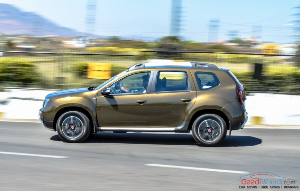 2016 new renault duster review pics side view