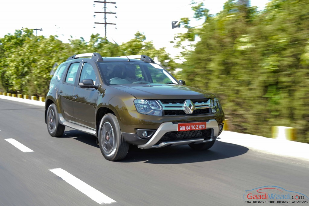 2016 renault duster drive review