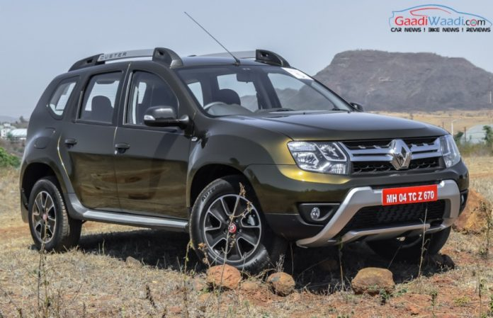 unveiled at the auto expo 2016 launched at rs 8 46 lakh new duster