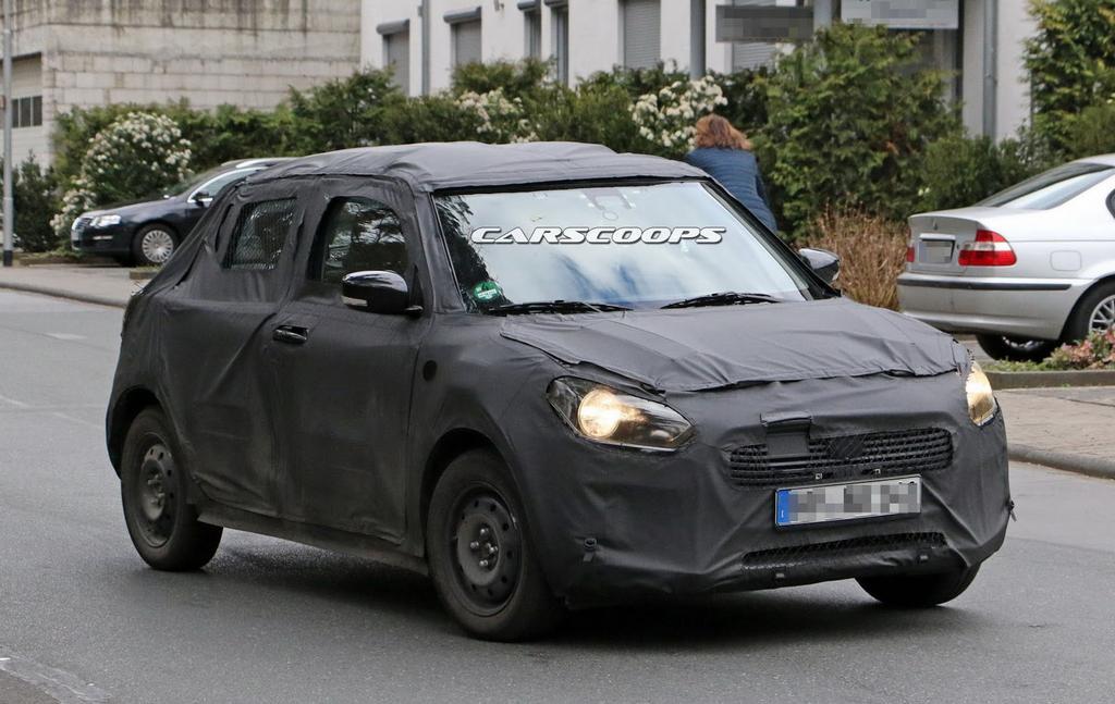 2017 Maruti Suzuki Swift 2