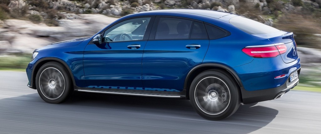 home 2017 mercedes benz glc coupe india launch expected this year