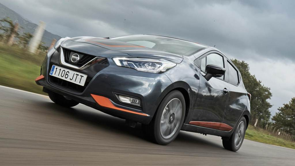 Nissan Micra 2017 Premium Hatchback's Production Commences in Europe