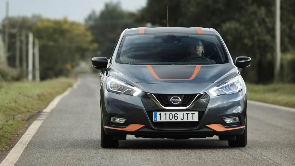 Unique Nissan Micra 2017 Premium Hatchback39s Production Commence