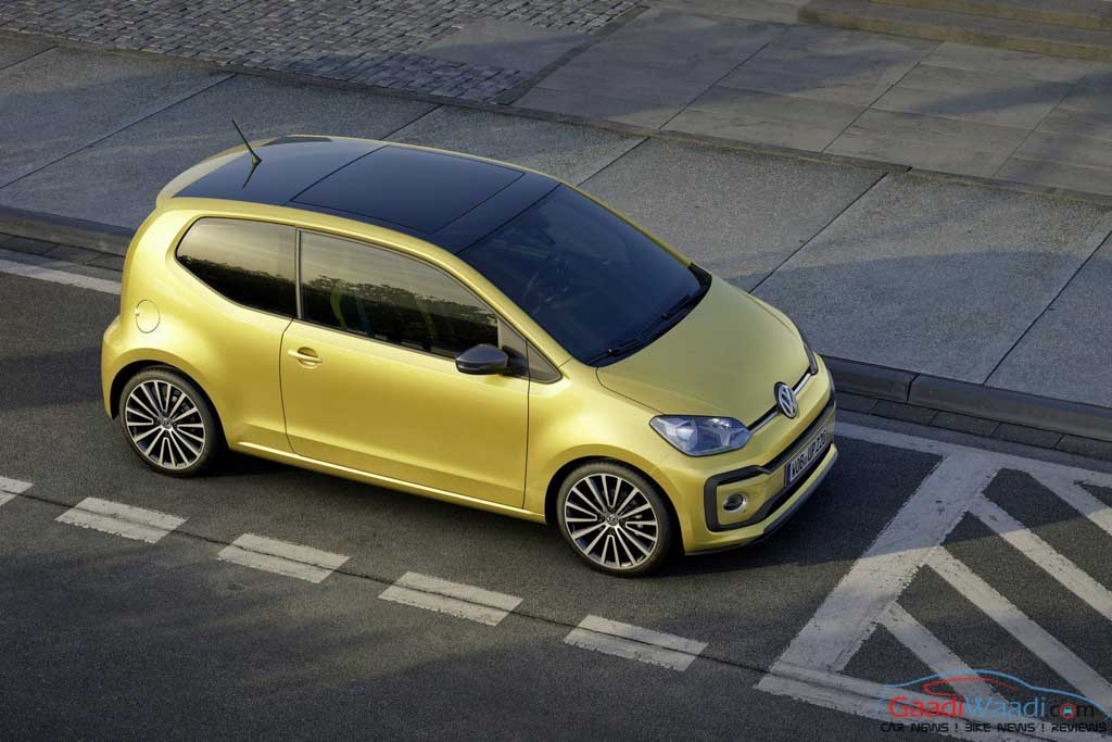 volkswagen up polo allstar and polo beats introduced at 2016 geneva motor show. Black Bedroom Furniture Sets. Home Design Ideas