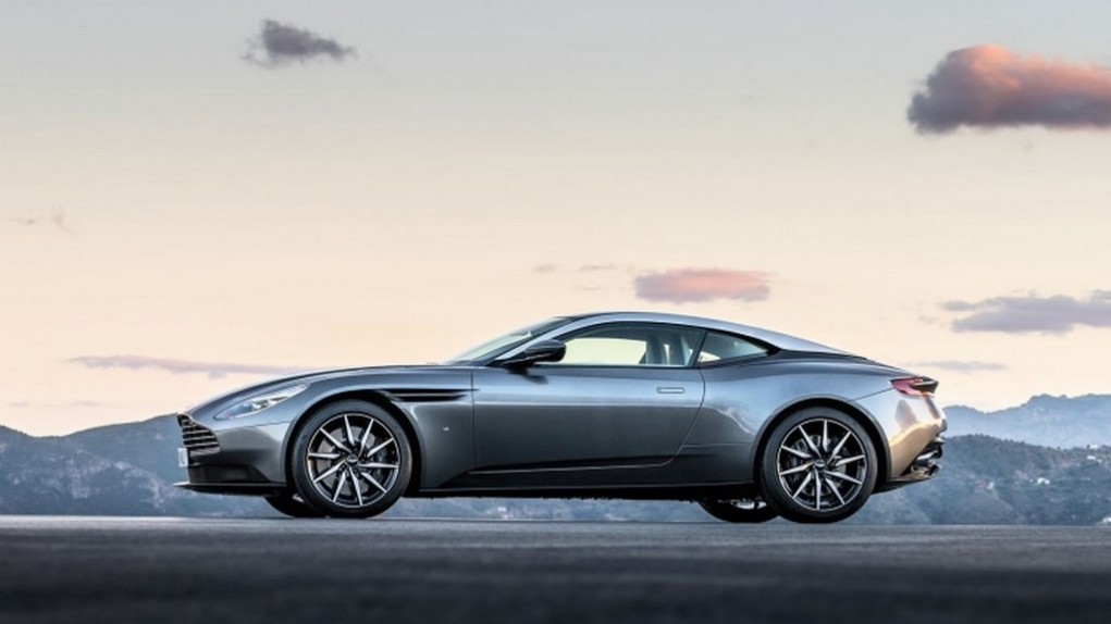 Aston Martin DB11 side profile