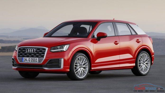 Audi q2 Geneva Auto show-2