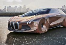 BMW Vision Next 100 Concept 7