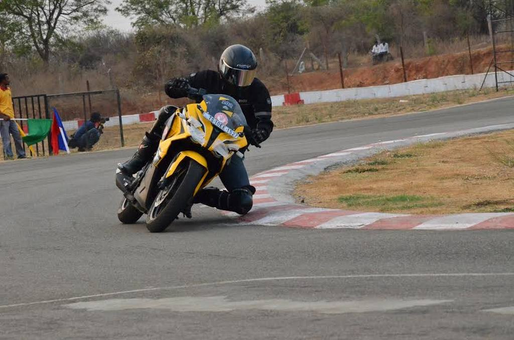 Bajaj Pulsar 'Festival Of Speed' 3