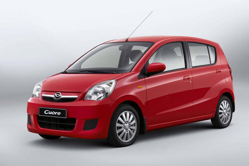 Daihatsu Brand Will Bear Its Own Identity In India Mr Naveen Soni
