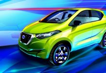 Datsun Redi GO India Launch on April 14th