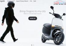 Gogoro Scooter India Launch