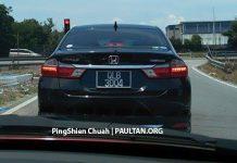Honda-City-Hybrid-rear-spotted-in-Malaysia