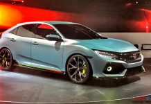 Honda Civic Hatchback Prototype-5