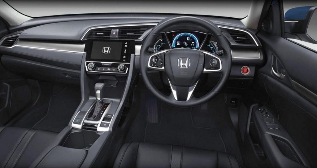India-Bound 2017 Honda Civic Spotted Testing in Indonesia - Gaadiwaadi ...