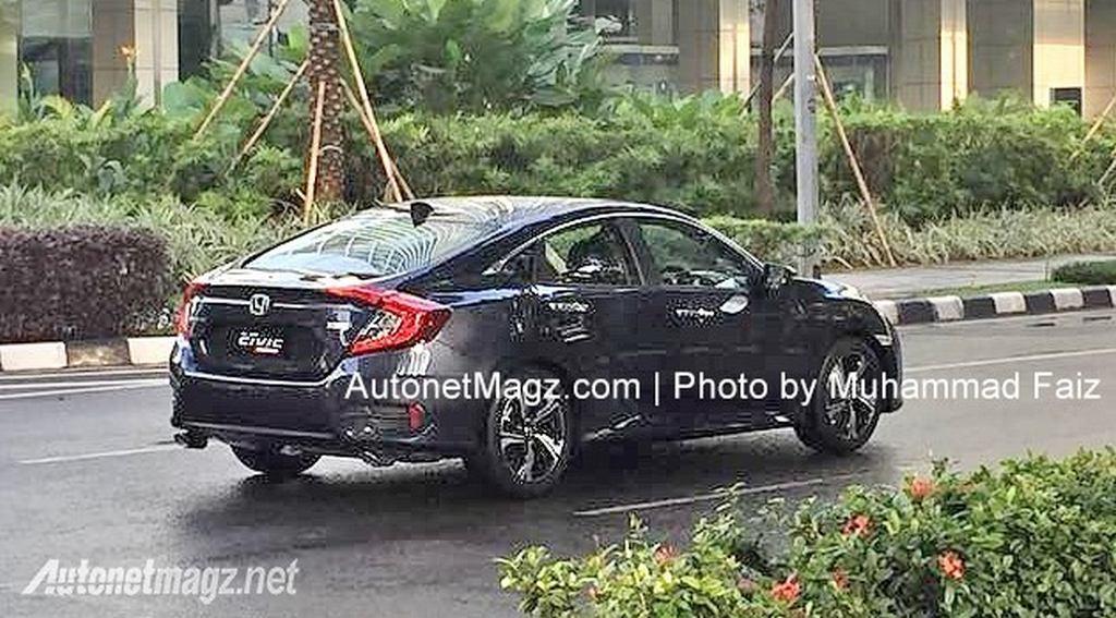 India-Bound Honda Civic