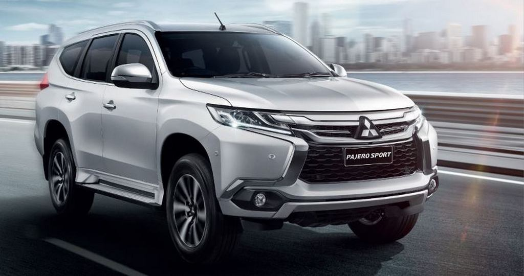 The 2018 Mitsubishi Pajero Sport will come with a new 181 hp producing ...