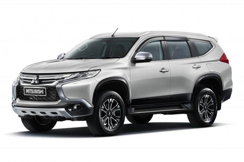 Mitsubishi All New Pajero Sport 2017 >> 2018 Mitsubishi Pajero Sport India Launch Date, Price, Specs, Features