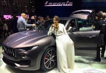 Maserati Levante SUV Unveiled-2