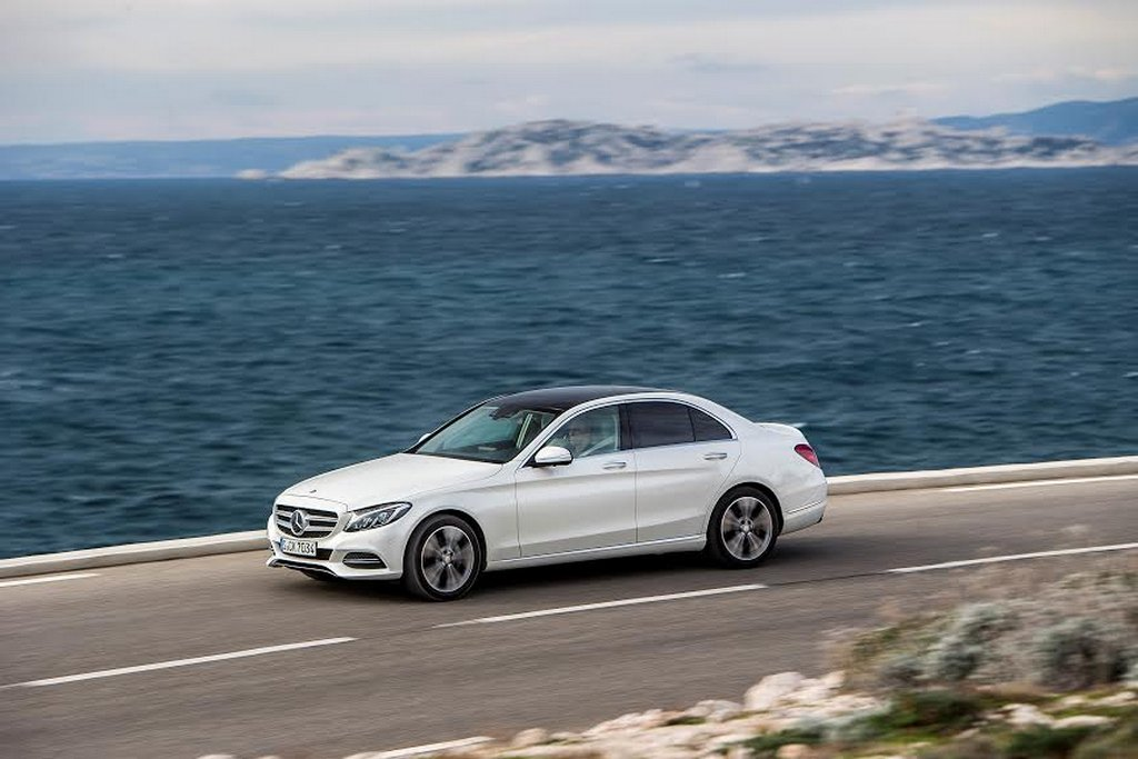 Mercedes-Benz C 250d Launched in India 2