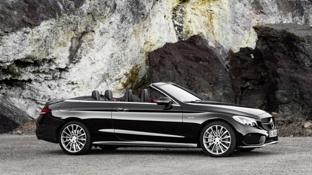 Mercedes-Benz C Class Cabriolet 3