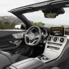 Mercedes-Benz C Class Cabriolet interior