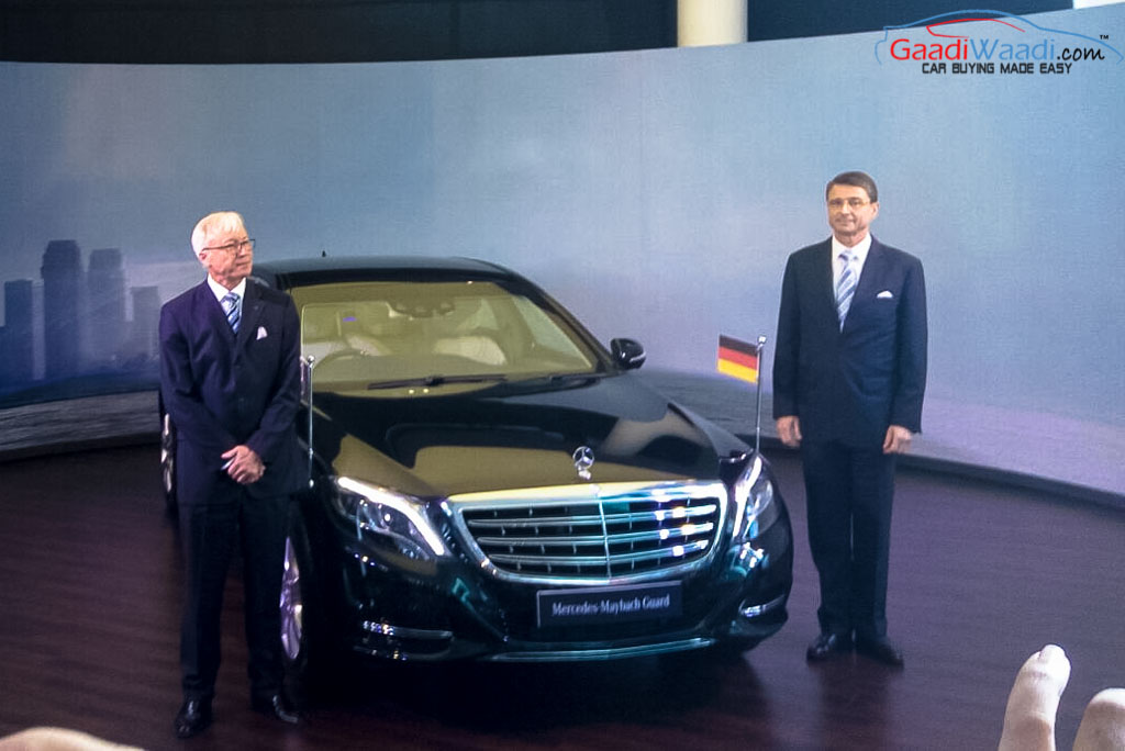 Mercedes Maybach S600 Guard-2