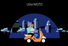 Motorcycle Commuting Service UberMOTO Launched in Bangalore