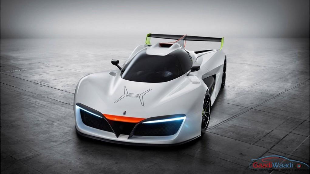 Pininfarina H2 Speed Concept_