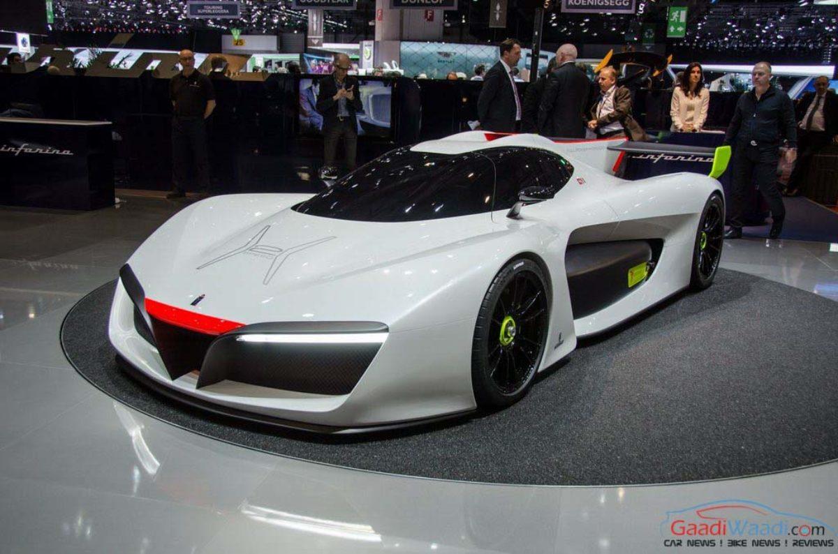 Mahindra Plans Pininfarina Designed Electric Supercar For Us