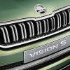 Skoda Vision S Kodiak Concept 5