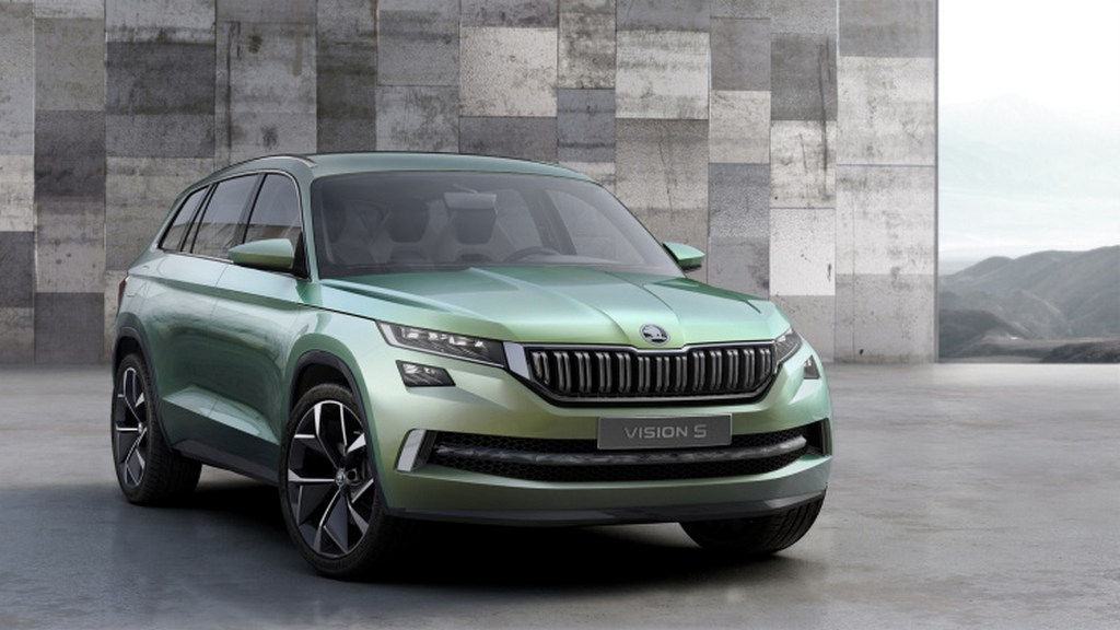 skoda kodiak suv india debut in late 2017 car news bike news reviews. Black Bedroom Furniture Sets. Home Design Ideas