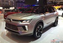 SsangYong XLV (7 seater Tivoli)_-2