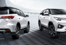 Toyota Fortuner TRD Sportivo 1