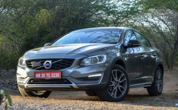 Volvo S60 Cross Country review india-8