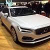 Volvo S90 Geneva auto show 2016-2