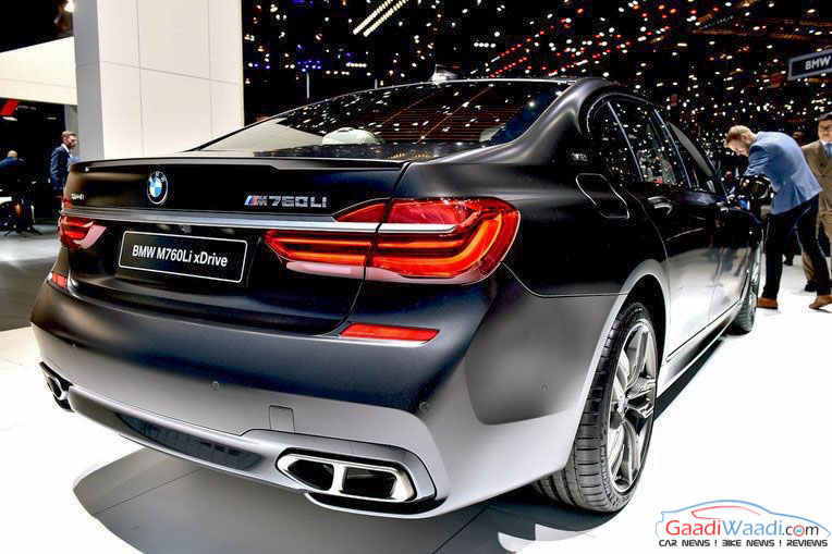 bmw unveils m760li alpina b7 i8 protonic red at 2016 geneva motor show. Black Bedroom Furniture Sets. Home Design Ideas