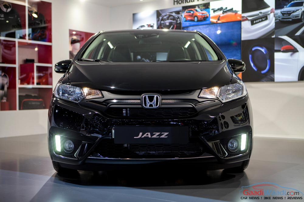 Honda Jazz Keenlight Concept Unboxed At 2016 Geneva Motor Show