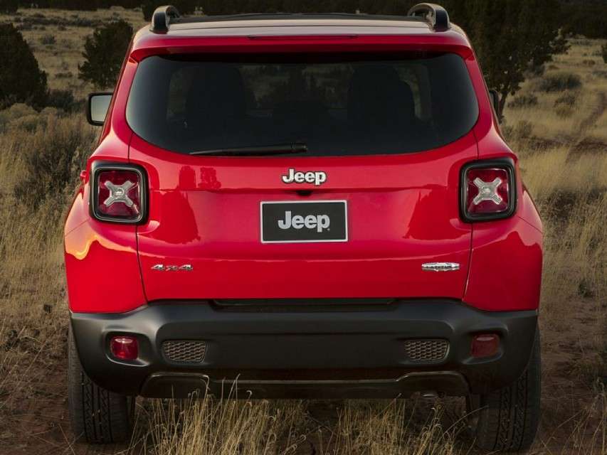 Jeep Renegade SUV India Launch, Price, Specs, Features ...