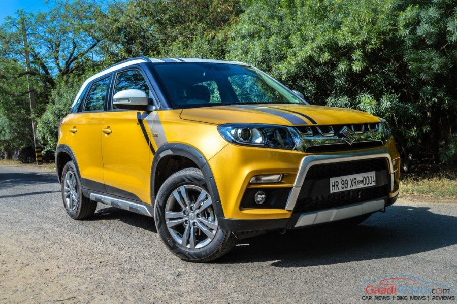 Maruti Vitara Brezza Received 20000 Bookings In 2 Weeks Of