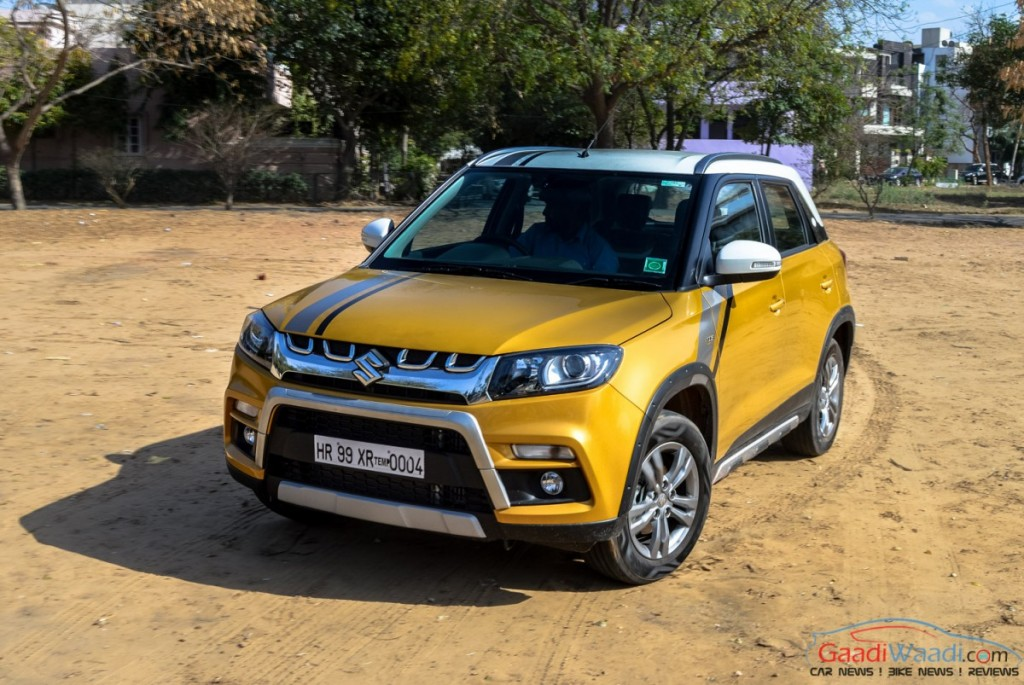 Maruti Vitara Brezza Price Specs Features Review Interior Engine