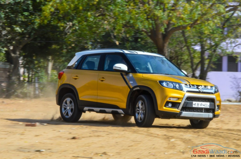 Maruti Suzuki Vitara Brezza Production Ramped Up To Offset Demands